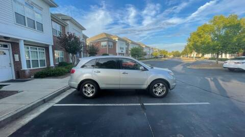 2008 Acura MDX for sale at A Lot of Used Cars in Suwanee GA