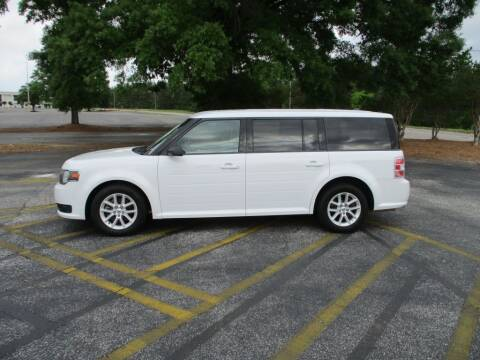 2014 Ford Flex for sale at A & P Automotive in Montgomery AL