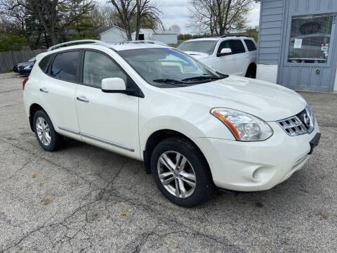 2013 Nissan Rogue for sale at Stiener Automotive Group in Galloway OH