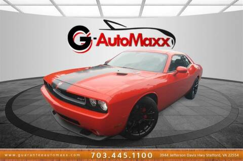 2009 Dodge Challenger for sale at Guarantee Automaxx in Stafford VA
