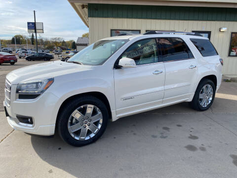 2015 GMC Acadia for sale at Murphy Motors Next To New Minot in Minot ND