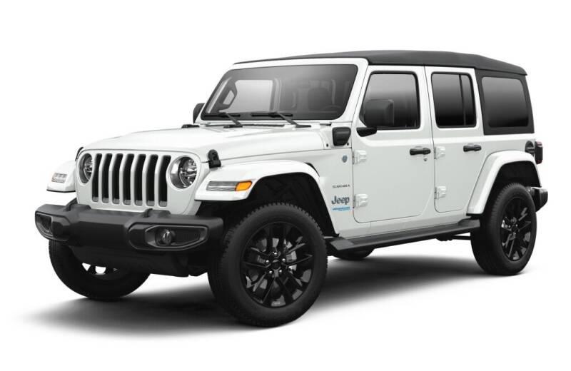 2021 Jeep Wrangler 4xe for sale in Stonecrest, GA