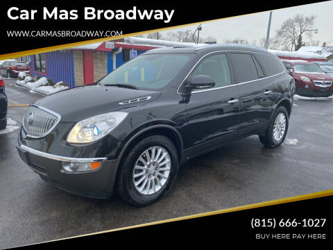 2012 Buick Enclave for sale at Car Mas Broadway in Crest Hill IL
