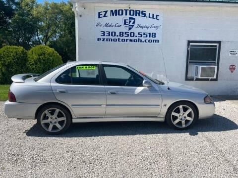 2005 Nissan Sentra for sale at EZ Motors in Deerfield OH