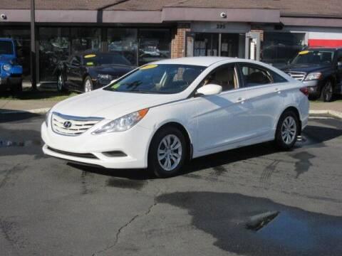 2012 Hyundai Sonata for sale at Lynnway Auto Sales Inc in Lynn MA