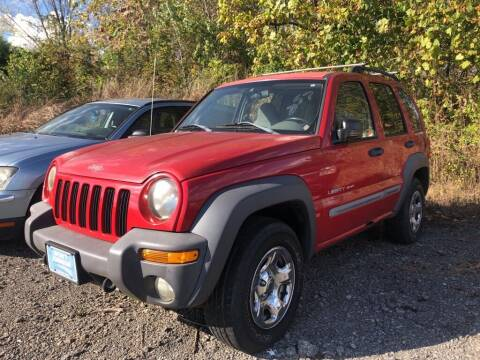 2003 Jeep Liberty for sale at Wolff Auto Sales in Clarksville TN