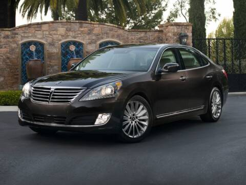 2015 Hyundai Equus for sale at BMW OF NEWPORT in Middletown RI