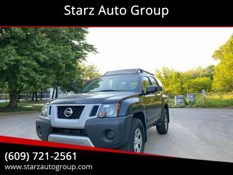 2009 Nissan Xterra for sale at Starz Auto Group in Delran NJ