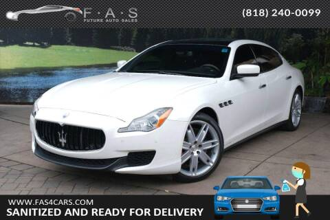 2014 Maserati Quattroporte for sale at Best Car Buy in Glendale CA