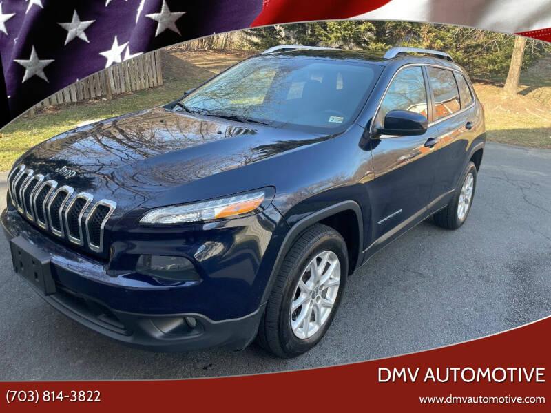 2014 Jeep Cherokee for sale at DMV Automotive in Falls Church VA