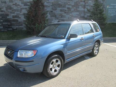 2007 Subaru Forester for sale at Peekskill Auto Sales Inc in Peekskill NY