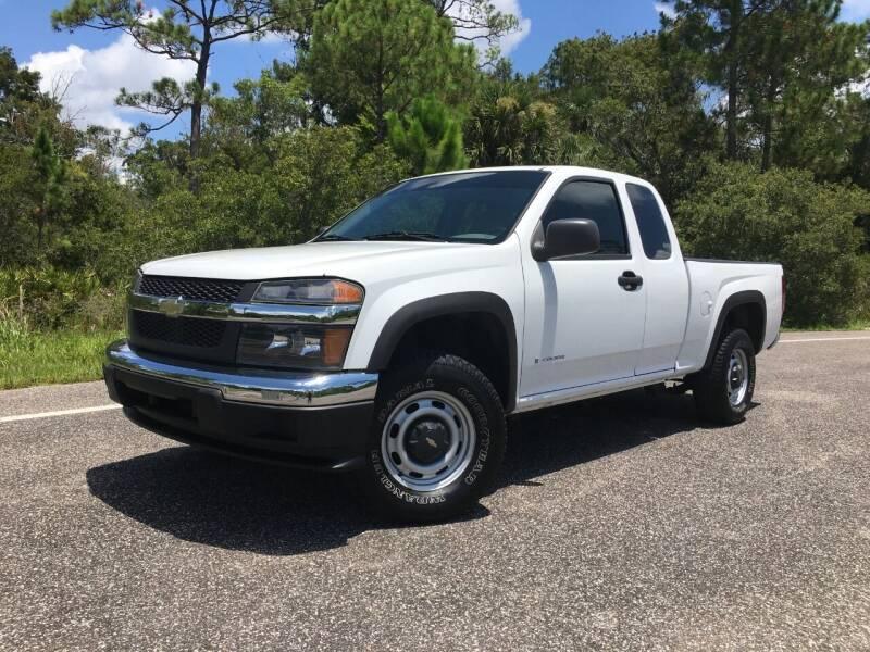 2006 Chevrolet Colorado for sale in Port Richey, FL