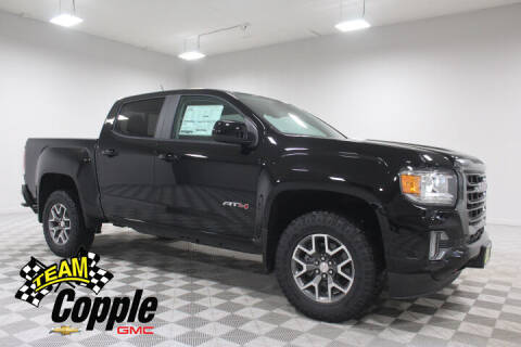 2021 GMC Canyon for sale at Copple Chevrolet GMC Inc in Louisville NE