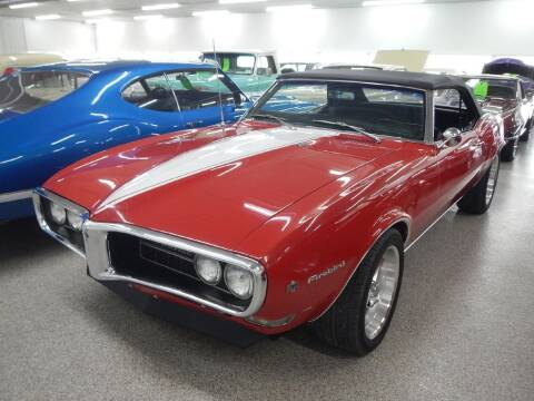 1968 Pontiac Firebird for sale at Custom Rods and Muscle in Celina OH
