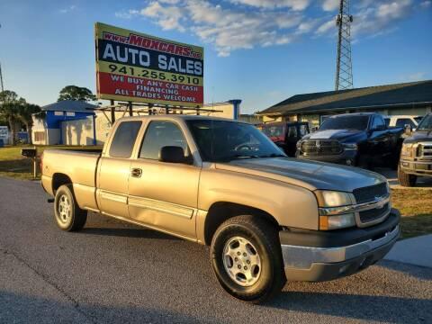 2004 Chevrolet Silverado 1500 for sale at Mox Motors in Port Charlotte FL