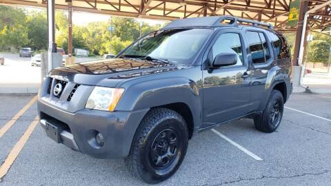 2008 Nissan Xterra for sale at Nationwide Auto in Merriam KS