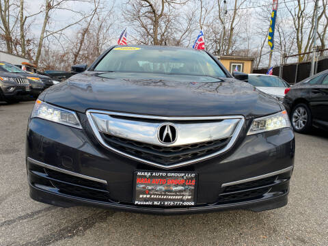 2016 Acura TLX for sale at Nasa Auto Group LLC in Passaic NJ