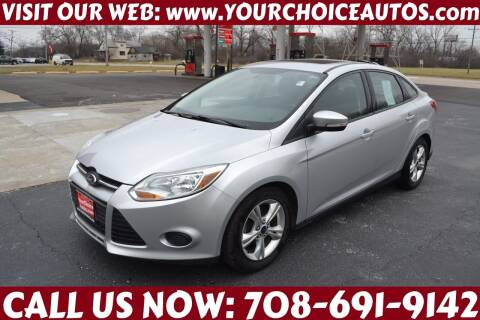 2014 Ford Focus for sale at Your Choice Autos - Crestwood in Crestwood IL