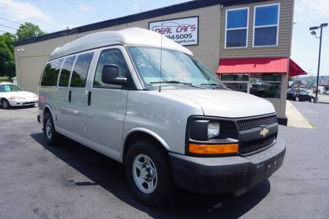 2008 Chevrolet Express Cargo for sale at I-Deal Cars LLC in York PA
