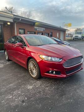 2015 Ford Fusion for sale at Guidance Auto Sales LLC in Columbia TN