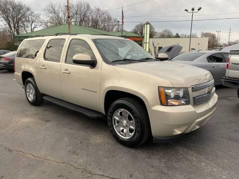 2012 Chevrolet Suburban for sale at Brucken Motors in Evansville IN