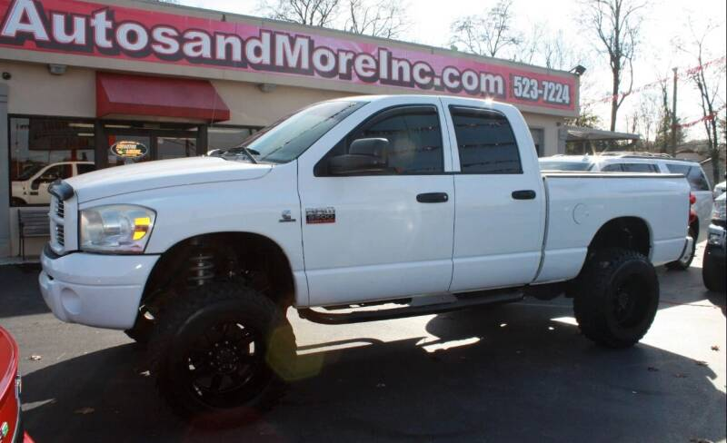 2007 Dodge Ram Pickup 3500 for sale at Autos and More Inc in Knoxville TN