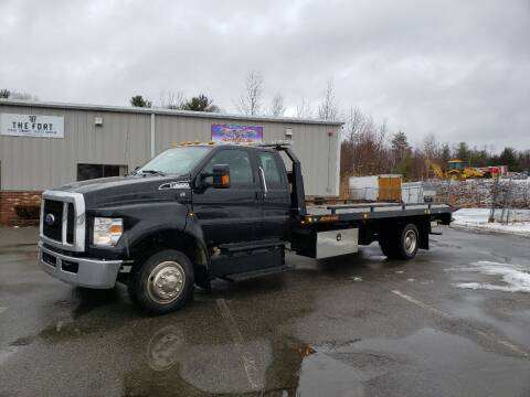 2017 Ford F-650 Super Duty for sale at GRS Auto Sales and GRS Recovery in Hampstead NH