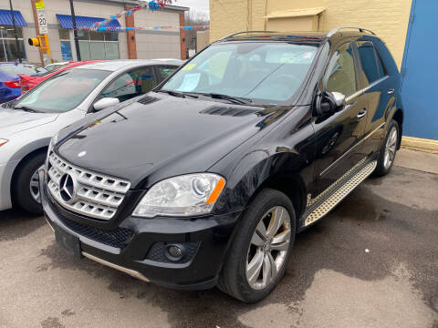 2009 Mercedes-Benz M-Class for sale at Polonia Auto Sales and Service in Hyde Park MA
