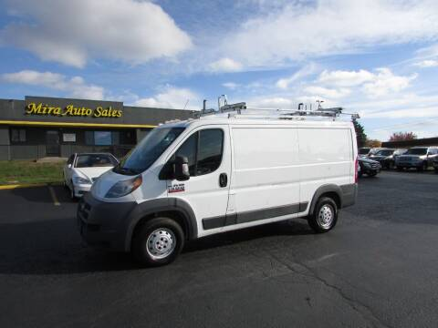 2014 RAM ProMaster Cargo for sale at MIRA AUTO SALES in Cincinnati OH