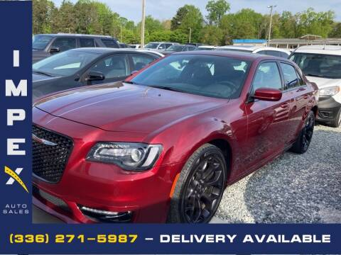 2020 Chrysler 300 for sale at Impex Auto Sales in Greensboro NC