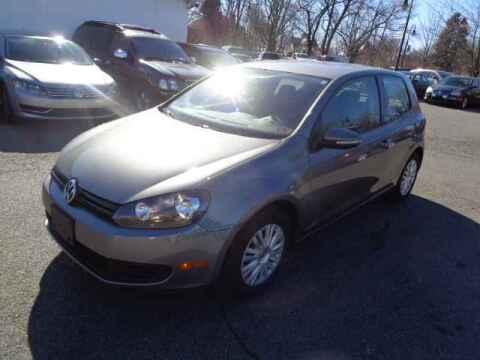 2012 Volkswagen Golf for sale at Purcellville Motors in Purcellville VA
