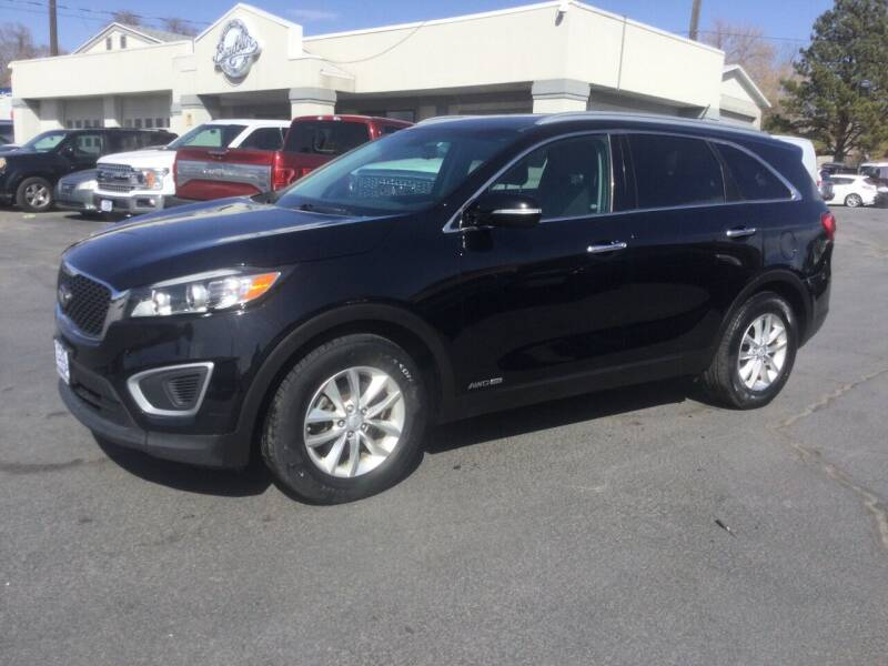 2016 Kia Sorento for sale at Beutler Auto Sales in Clearfield UT