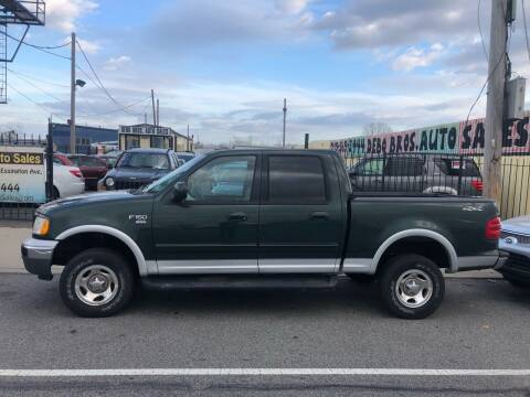 2002 Ford F-150 for sale at Debo Bros Auto Sales in Philadelphia PA