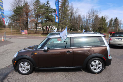 2009 MINI Cooper Clubman for sale at GEG Automotive in Gilbertsville PA