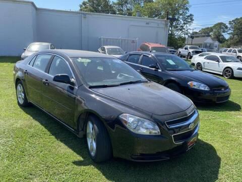 2010 Chevrolet Malibu for sale at Beach Auto Brokers in Norfolk VA