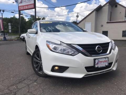 2018 Nissan Altima for sale at PAYLESS CAR SALES of South Amboy in South Amboy NJ