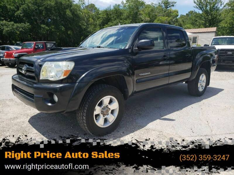 2007 Toyota Tacoma for sale at Right Price Auto Sales-Gainesville in Gainesville FL