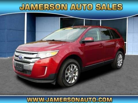 2014 Ford Edge for sale at Jamerson Auto Sales in Anderson IN