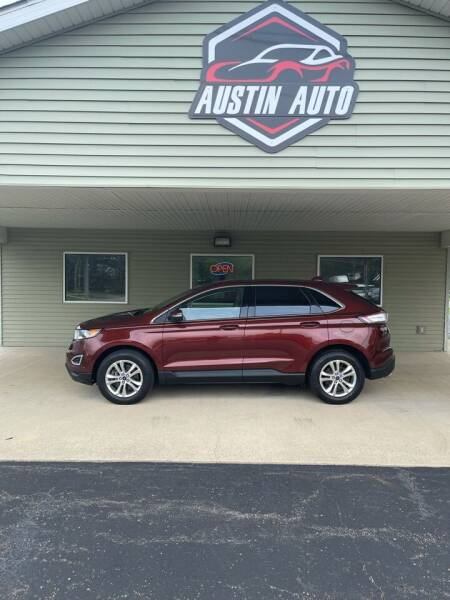 2016 Ford Edge for sale at Austin Auto in Coldwater MI