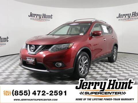 2015 Nissan Rogue for sale at Jerry Hunt Supercenter in Lexington NC