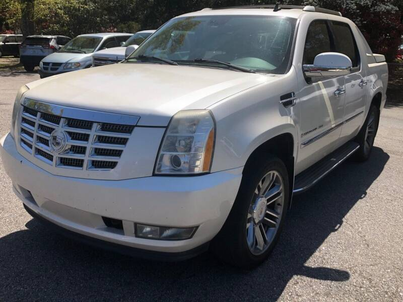 2008 Cadillac Escalade EXT for sale at Muscle Cars USA 1 in Murrells Inlet SC