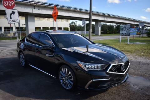 2018 Acura RLX for sale at STS Automotive - Miami, FL in Miami FL