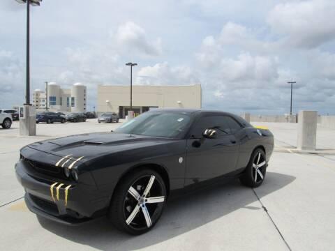 2016 Dodge Challenger for sale at United Auto Center in Davie FL