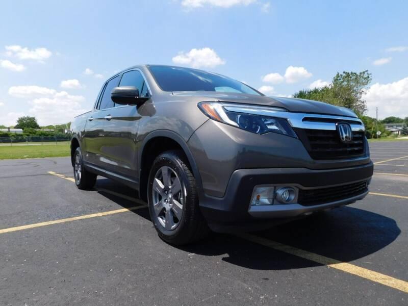 2020 Honda Ridgeline for sale in Oak Park, MI