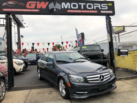 2011 Mercedes-Benz C-Class for sale at GW MOTORS in Newark NJ