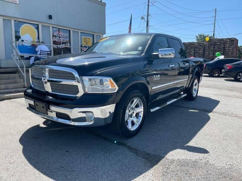 2015 RAM Ram Pickup 1500 for sale at Bagwell Motors in Lowell AR