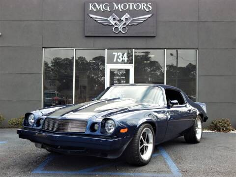 1977 Chevrolet Camaro for sale at KMG Motors in Slidell LA
