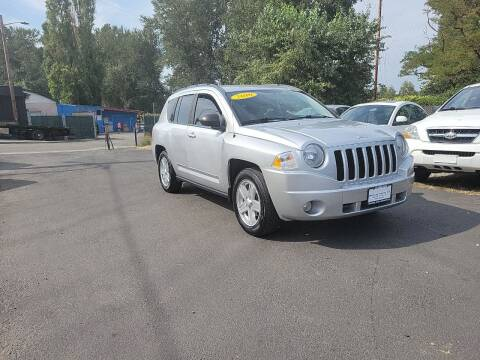 2010 Jeep Compass for sale at Bonney Lake Used Cars in Puyallup WA