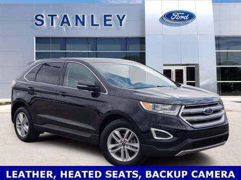2018 Ford Edge for sale at Stanley Ford Gilmer in Gilmer TX