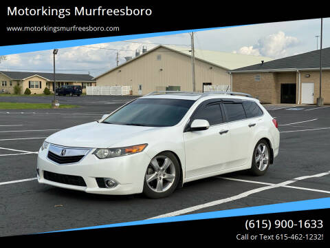 2012 Acura TSX Sport Wagon for sale at Motorkings Murfreesboro in Murfreesboro TN